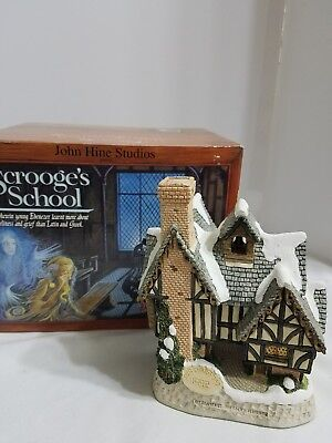 David Winters Cottages John Hines Studio - Scrooge's School