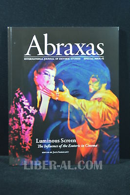 Abraxas Journal Special Issue 2: Luminous Screen