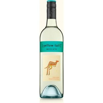 YELLOW TAIL PINK MOSCATO MOSCATO wine