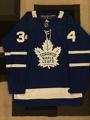Auston Matthews Toronto Maple Leafs Jersey - Size Men's Small-XXL (Plus Youth)