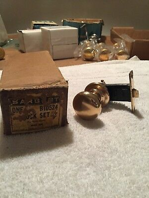 Antique Vintage Sargent Mortise Lock Passage Closet Hardware Latch - 41