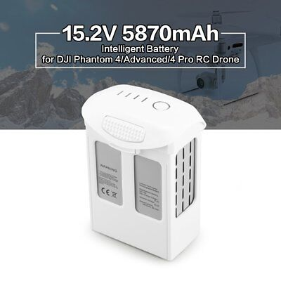 15.2V 5870mAh Intelligent Battery for DJI Phantom 4/Advanced/4Pro RC Drone AS
