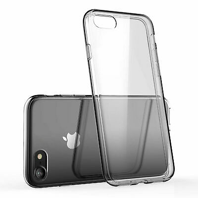 Clear Thin TPU Case for iPhone 6, 6S, iPhone 7, 8, iPhone 7 Plus, 8 Plus