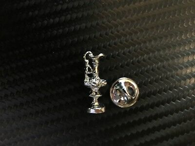 America's Cup Lapel Pin Tie Tack