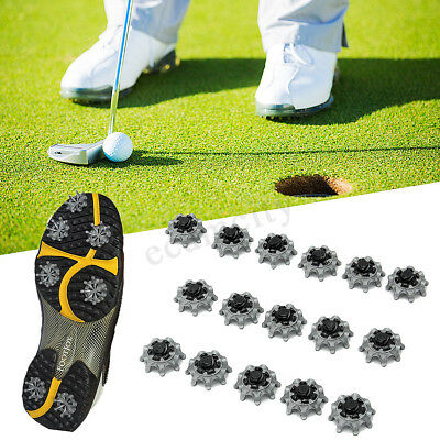 093300f74 16Pcs Replacement Golf Shoes Spikes Studs Cleats Fast Twist For Tri-Lok  Footjoy