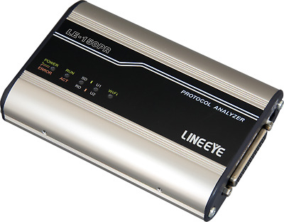 LINEEYE PC-connectable Protocol Analyzer, LE-150PR
