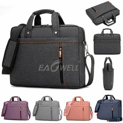 "13.3"" 14"" 15.6"" Laptop Shoulder Bag Cover Case For MacBook HP DELL Notebook PC"