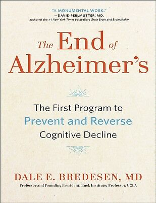 The End of Alzheimer's 2017 by Dale Bredesen (E-B00K||E-MAILED) #1