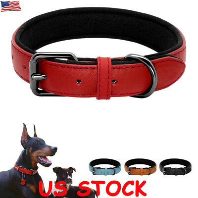 Leather Paw Studded Dog Collar Pet Puppy Collars for Small Medium Dogs Chihuahua