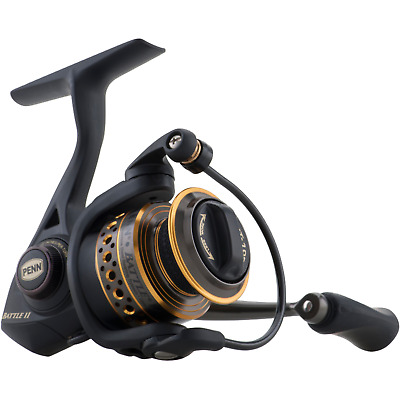 Penn Battle II Reel - All Sizes Available - Pike Predator Fishing