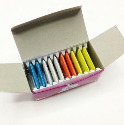 10pcs soft wax chalk clothing Sewing Marking Tools Tailor Chalks Waxes