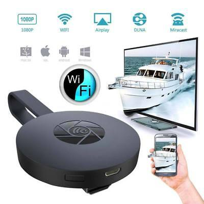 Für Google Chromecast 2 WIFI Miracast Dongle HDMI Streamer 1080P TV Android/IOS