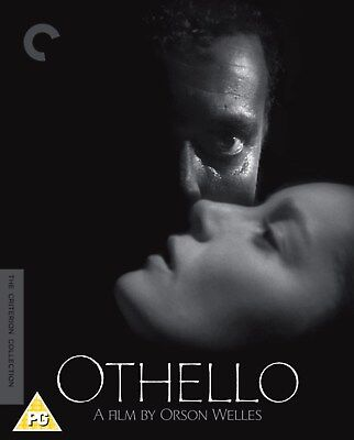 Othello - The Criterion Collection (Restored) [Blu-ray]