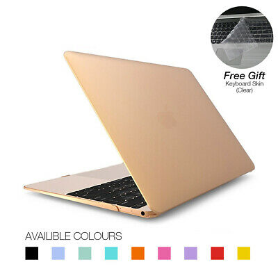 "Matte Case Cover For Apple Macbook Air Pro Retina11'' 12"" 13"" + Keyboard Skin"