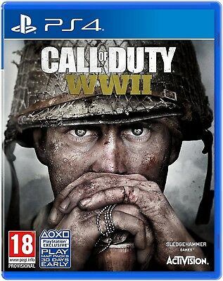Call of Duty WWII WW2 | PlayStation 4 PS4 New (4)