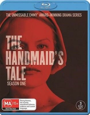 The Handmaid's Tale (2017): Season 1  - BLU-RAY - NEW Region B