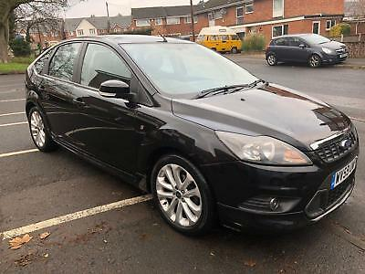 Ford Focus Zetec S 2009 British Automotive