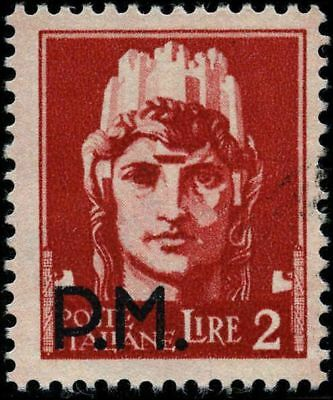 Italy 1942 stamps military post USED Sas 11 CV < $5.00 181122022