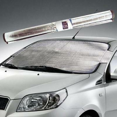 Wide 85x180cm MPV Van Frost Ice Snow Shield Cover Mat Protector Large Windscreen