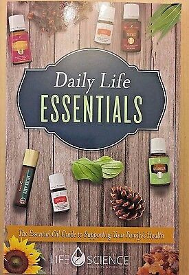 Daily Life Essentials by Life Science Publishers for Essentials Oils (2016)