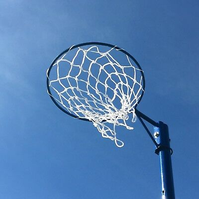 Replacement Netball Hoop - Regulation Size Powder Coated Hoop - Blue Or Pink