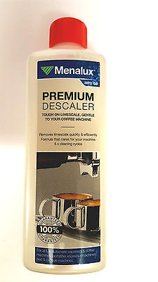 Menalux Premium Descaler Recommended By Aeg For Disc Coffee Machines 9002564376