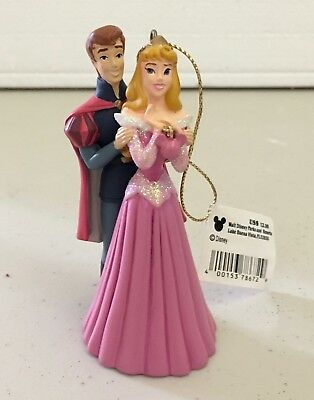 Disney's Sleeping Beauty & Prince Phillip Christmas Ornament - Pre-owned
