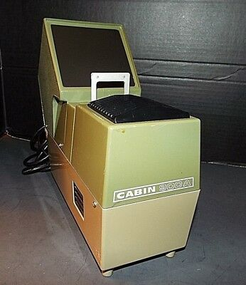 Cabin 900A Slide Projector GOOD  Condition NEEDS NEW BLUB! WORK S FINE VINTAGE