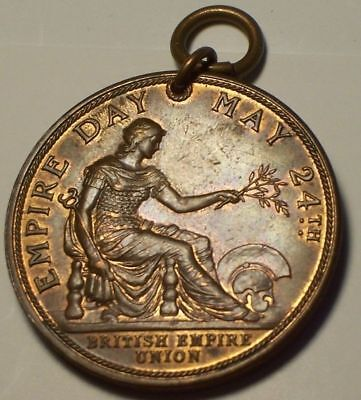Great Britain, British Empire Union, Empire Day Prince of Wales Medallion.