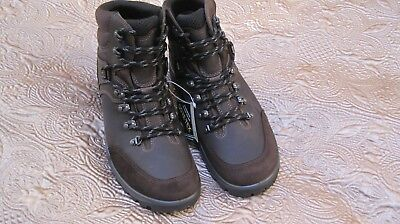 ee66ff734647 NIB ECCO Xpedition III Mid GTX Oiled Nubuck Suede Coffee Boots US10-10.5(