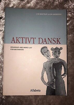 Aktivt Dansk Grammar and Wordlist 9788763602068 (Paperback, 2006)