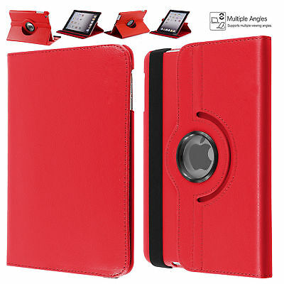 "Leather 360° Degree Rotating Smart Stand Case Cover New iPad Pro 10.5"" 2017"