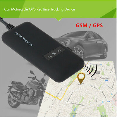 Electric GPS Tracker For Motorcycle Tracking Device Anti-theft Locator Protector