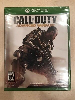Call of Duty: Advanced Warfare - Microsoft Xbox One Game - NEW, Factory Sealed