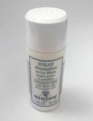 Sisley Lyslait Cleansing Milk With White Lily 30Ml Travel Sample