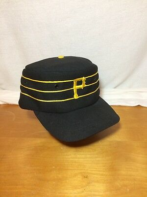 e84193359ee42 ... where to buy vintage pittsburgh pirates hat snapback pillbox mlb 7 up  0995c 60ba2