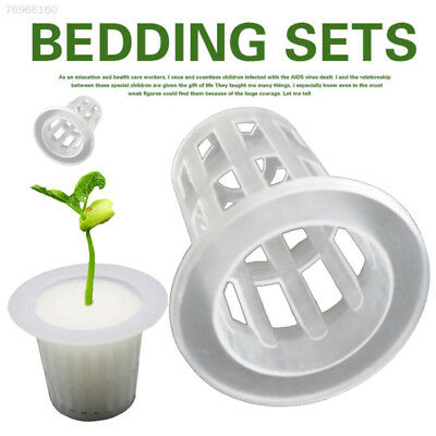 B8B5 Soilless Hydroponic Plant Grow Organic Seedling Planter Container XM