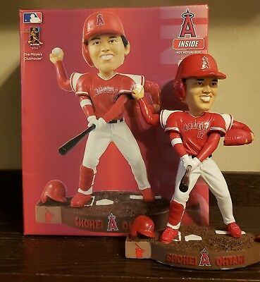 a16624997b0 SHOHEI OHTANI ANGELS Bobblehead Forever Collectibles Limited Mlb ...