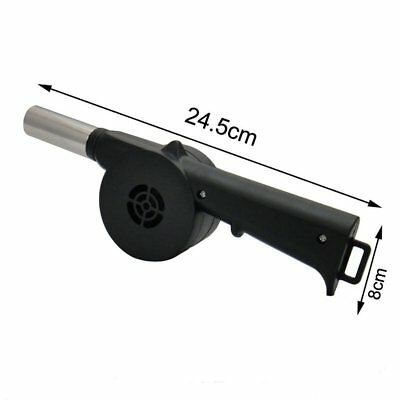 Barbecue Fire Bellows Tools Outdoor Cook BBQ Fire Manual Fan Air Blower GN6