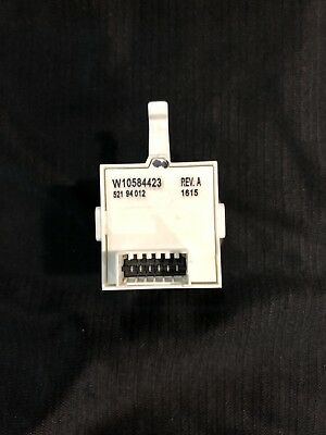 WHIRLPOOL MAYTAG AMANA Washer Cycle Switch Part # W10584423 W10858095