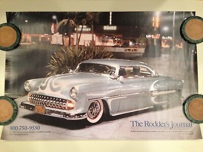 Lot of (10)The Rodders Journal posters including #3,#4,#7,#,8,#11,#13