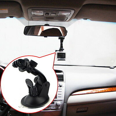 Car Windshield Suction Cup Mount Holder Stand For GoPro Hero 1 2 3 3+ 4 LP