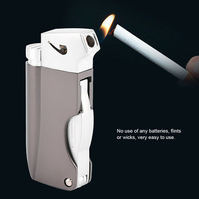4 In 1 Multifunction Cigarette Lighter Tobacco Pipe Smoking Accessories M