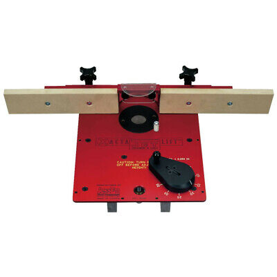 JET 708124 XACTA-Lift with Deluxe Fence w/ 10 Leveling Screws Woodwork Tool New