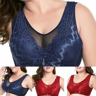 Large Size Thin Bra Women Lace Ultra Bralette Push Up Sexy Bras Underwire CD Cup