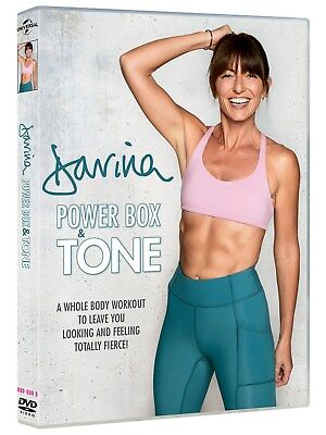 Davina: Power Box & Tone [DVD]