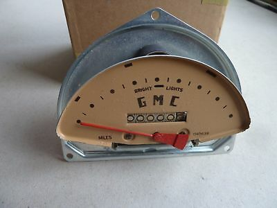 CCKW GMC G508 Early Speedometer AC No 1580114 chevy truck G085 CCKW 353