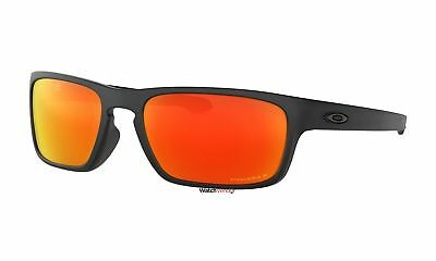 577c96ca85 Oakley Silver Stealth Prizm Ruby Rectangular Men s Sunglasses 0OO9409  940906 57