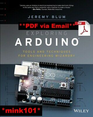 Exploring Arduino :Tools and Techniques for Engineering Wizardry-DIGITAL EDITION
