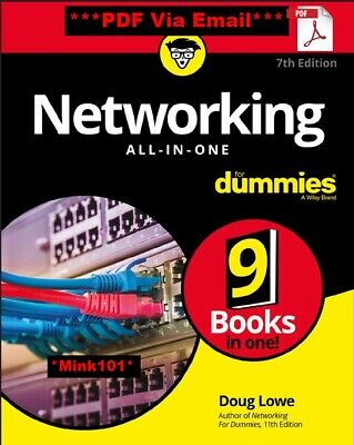 Networking All-in-One For Dummies by Lowe -DIGITAL EDITION 2018